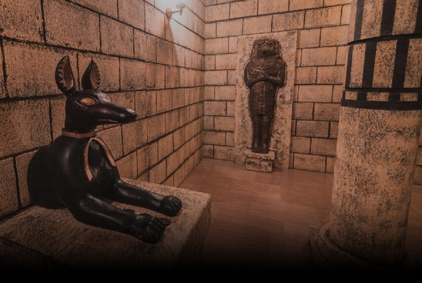 La Tomba di Tutankhamon (Game Over Escape Rooms) Escape Room