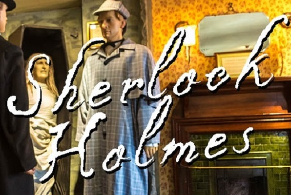 Sherlock Holmes (Intrappola.to) Escape Room