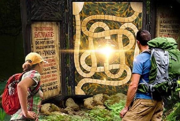 Escape Room Quot Jumanji Quot By 60out Escape Rooms In Los Angeles
