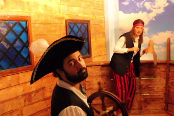 Duo Pirate (Échappe-Toi) Escape Room