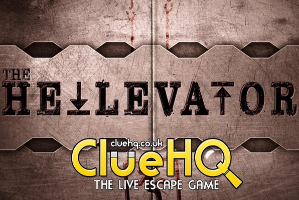 The Hellevator (Clue HQ) Escape Room