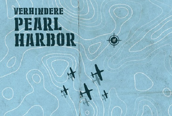 Verhindere Pearl Harbor (Schlüsselmoment - Das Escape Game) Escape Room