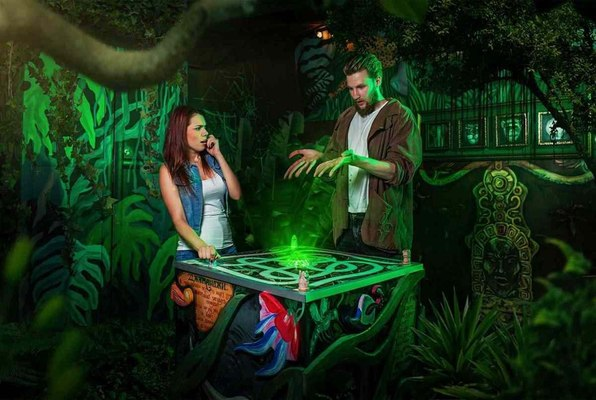 Secrets of the Jungle (Miss Terry - Escape Rooms) Escape Room