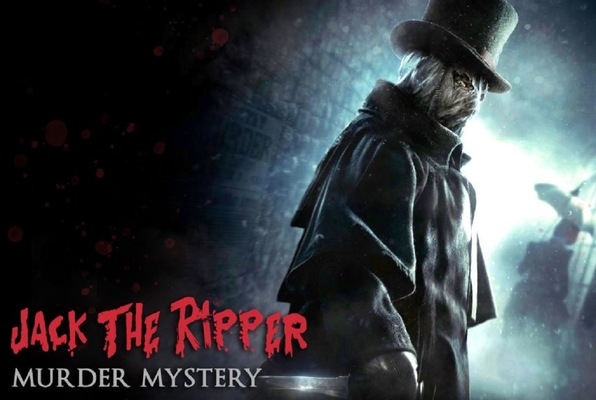 Jack The Ripper - Murder Mystery (Timescape) Escape Room