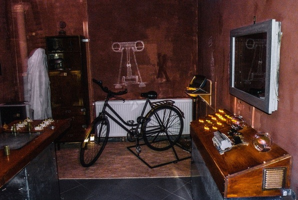 The Laboratory of Tesla (Exitgames Romania) Escape Room