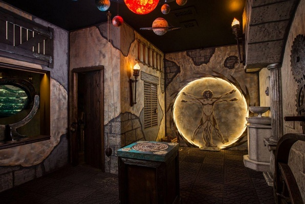 Da Vinci (London Escaped Ltd) Escape Room