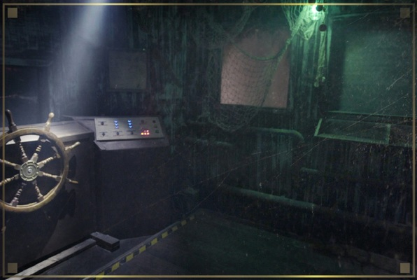 Cursed Crypt (Escape Hotel) Escape Room