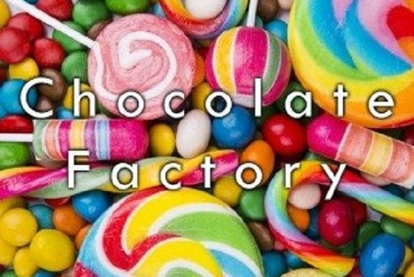 Chocolate Factory (Escape Out) Escape Room