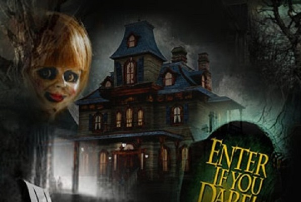 THE HAUNTED HOSTEL - ENTER IF YOU DARE