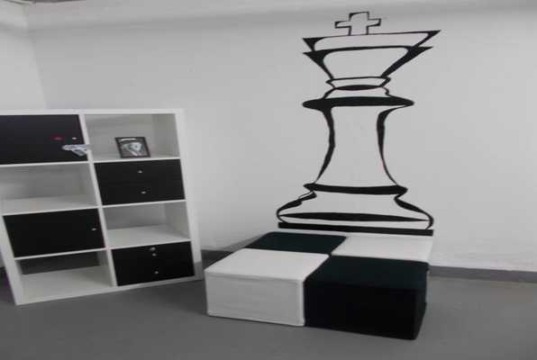 Black & White (Liveescape-Frankfurt) Escape Room