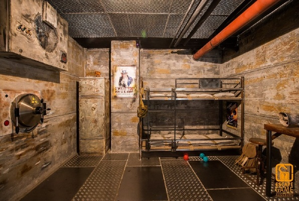 Zone 13 (Escape Game Augsburg) Escape Room