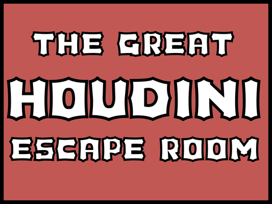 The Great Houdini Escape Room (Palace Games) Escape Room