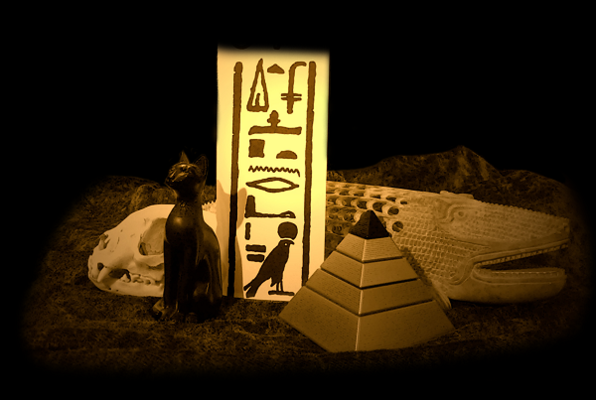 The Curse of the Pharaoh (Keyhunt) Escape Room